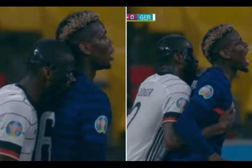 Ruediger lên tiếng sau vụ chơi xấu Pogba ở trận Pháp vs Đức