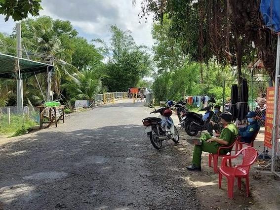 Tiền Giang có 41 ca nhiễm cộng đồng chỉ trong 12 ngày