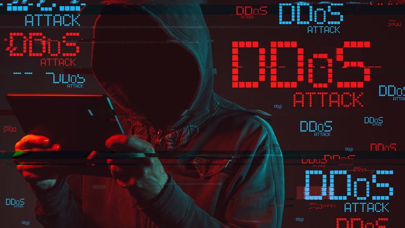 Mục đích tấn công DdoS làm từ chối dịch vụ phân tán, gây sụp đổ cả một hệ thống máy chủ trực tuyến.