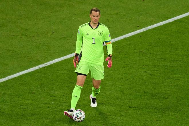 Thủ môn: Manuel Neuer (Đức).