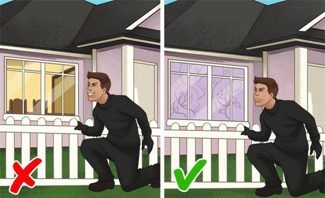"""10 bí quyết khiến kẻ trộm phải """"tránh xa"""" nhà của bạn - Ảnh 5."""