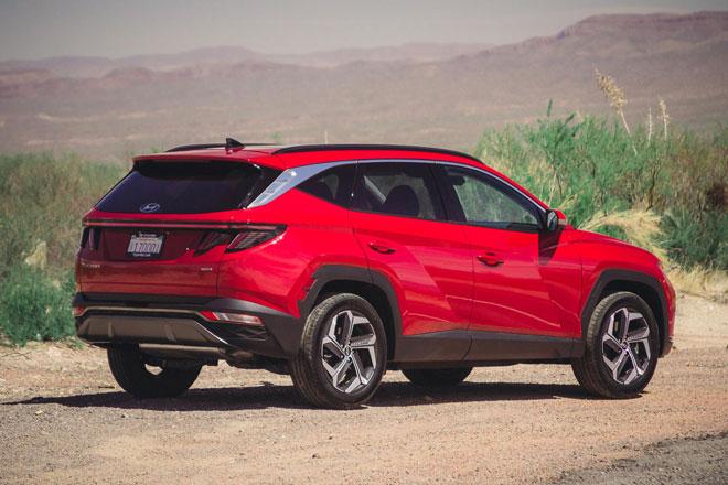 2. Hyundai Tucson 2022.
