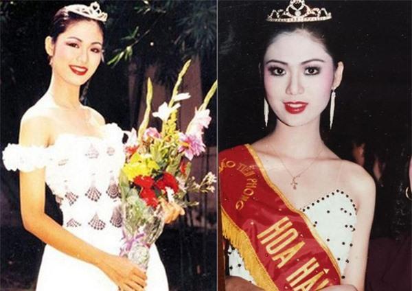 2 đối thủ của Hoa hậu Thu Thủy 27 năm trước giờ ra sao? - Ảnh 2.