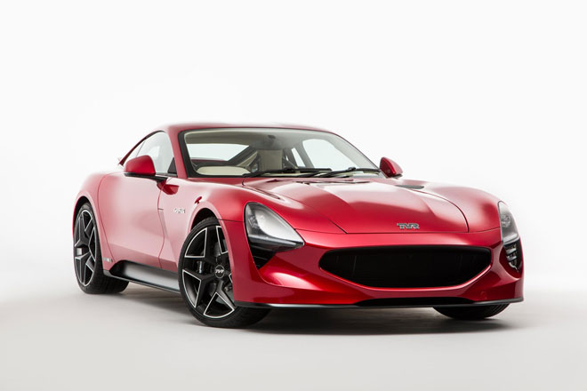 6. TVR Griffith.
