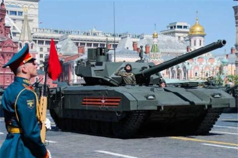 Tăng Armata Nga.
