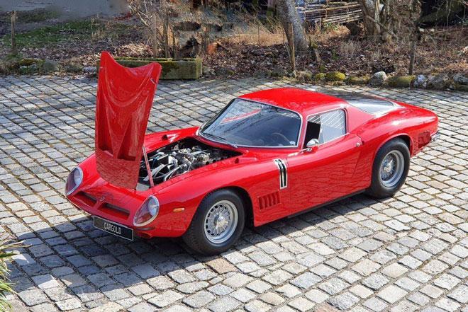 9. Bizzarrini 5300 GT Strada.