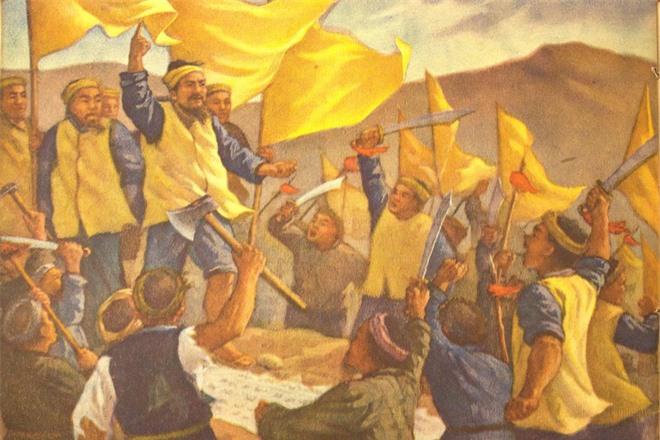 Bữa trưa tàn khốc nhất thời vãn Thanh: 8 đại tướng quân hoan hỉ nhập tiệc, nhưng chưa kịp động đũa đã đầu lìa khỏi cổ - Ảnh 2.
