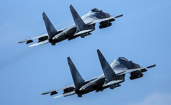 Máy bay chiến đấu F-35 bị chặn gần căn cứ không quân Khmeimim có thể là của Israel