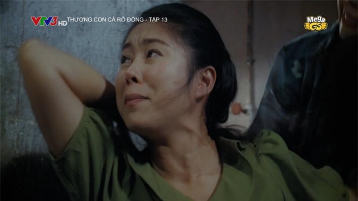 Lê Phương bị tắt tiếng, sưng mắt sau cảnh đánh ghen gây xôn xao mạng xã hội  - Ảnh 4.