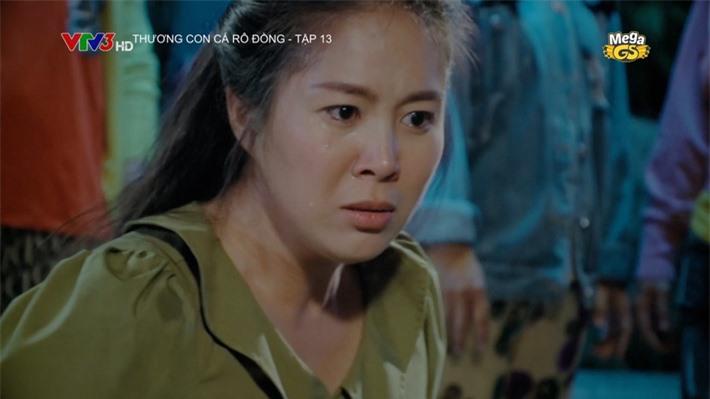 Lê Phương bị tắt tiếng, sưng mắt sau cảnh đánh ghen gây xôn xao mạng xã hội  - Ảnh 5.
