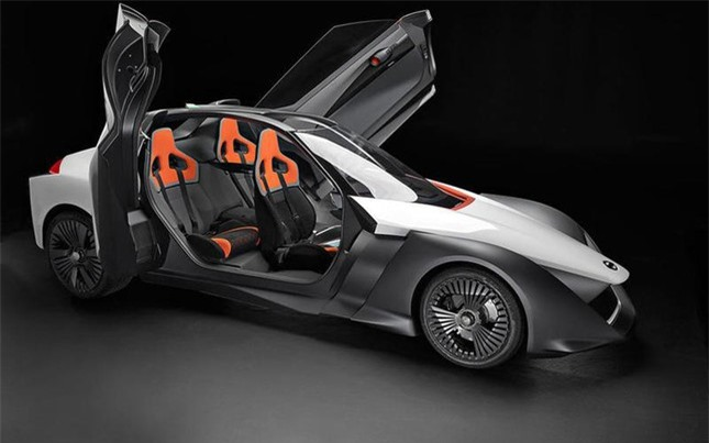 Những mẫu xe có thiết kế chỗ ngồi độc lạ ảnh 10