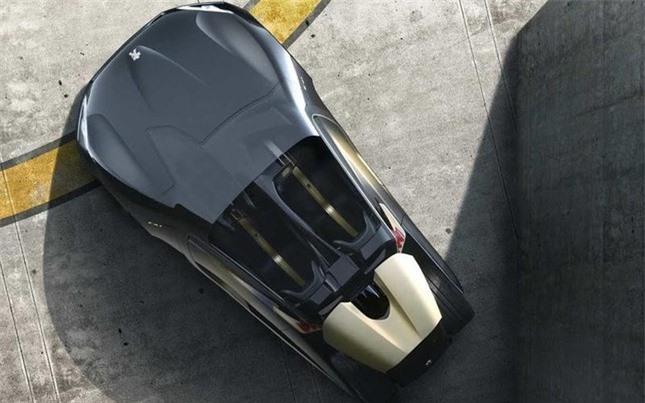 Những mẫu xe có thiết kế chỗ ngồi độc lạ ảnh 6