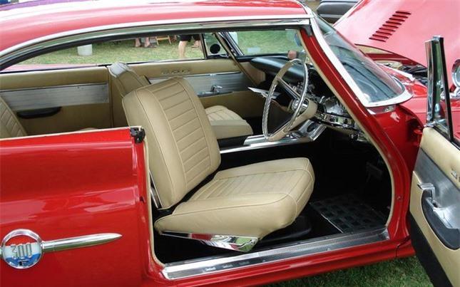 Những mẫu xe có thiết kế chỗ ngồi độc lạ ảnh 8