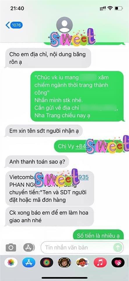 Phan Mạnh Quỳnh bí mật tặng quà vợ nhưng lại bị cảnh sát chính tả soi lỗi, ngay lập tức phải đưa bằng chứng minh oan - Ảnh 4.