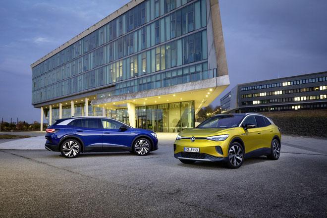 Volkswagen ID.4 AWD Pro 2022.