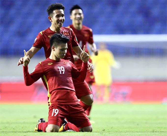 Việt Nam sẽ trui rèn được kinh nghiệm, bản lĩnh và đẳng cấp khi được so tài với các đội tuyển mạnh nhất châu Á - Ảnh: AFC