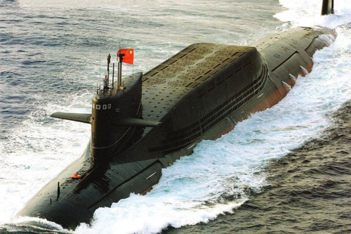 Thế yếu của đội tàu ngầm hạt nhân Trung Quốc trước Mỹ và Ấn Độ