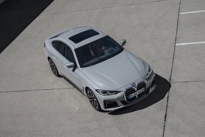 Khám phá BMW 4-Series Gran Coupe 2022, giá hơn 1 tỷ đồng