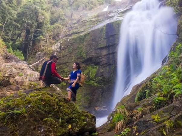 Hành trình khám phá, trải nghiệm thác Siu Puông