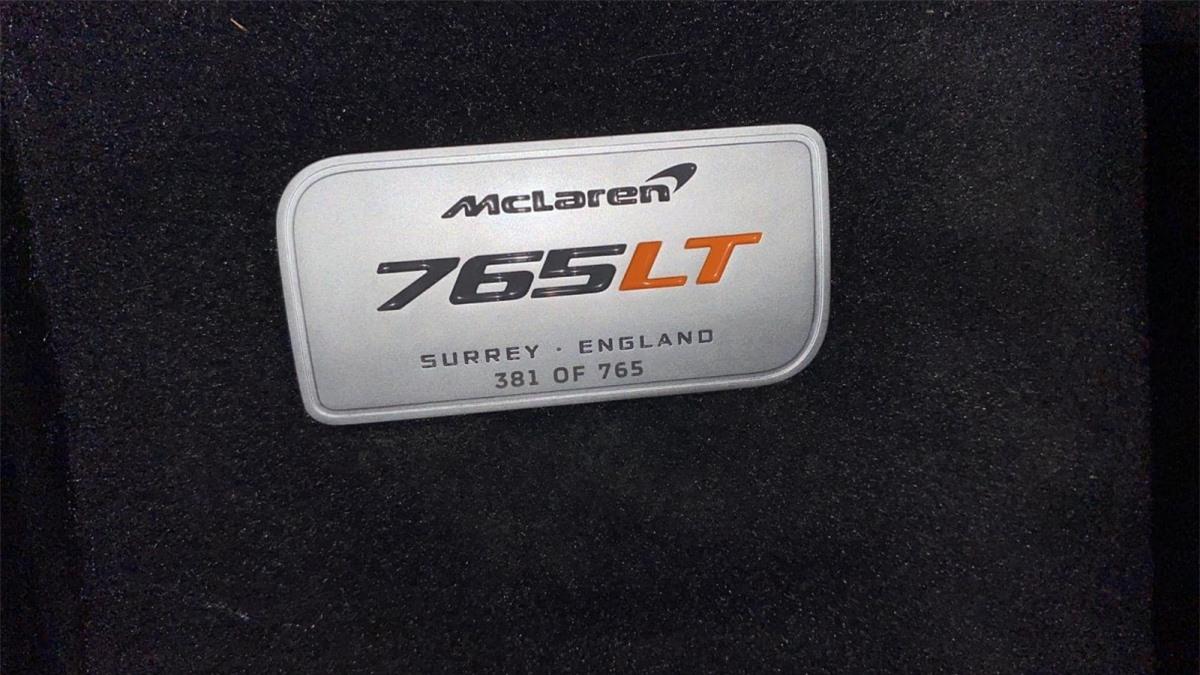 Với những thay đổi này, chiếc xe có khả năng sang số ấn tượng hơn 720S 15% cũng như hoàn thành một vòng đua nhanh hơn bất cứ chiếc McLaren nào thuộc phân khúc Super.