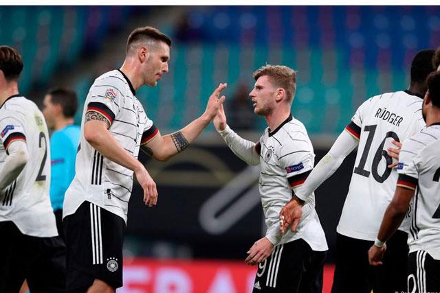 Đội tuyển Đức.
