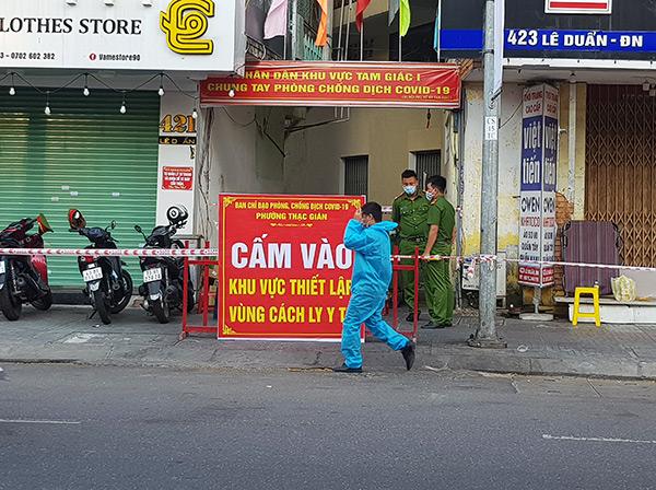 Đà Nẵng: Chùm ca bệnh liên quan tài xế chở hàng từ TP.HCM ra lên đến 24 ca, lo ngại quán cơm 421 Lê Duẩn
