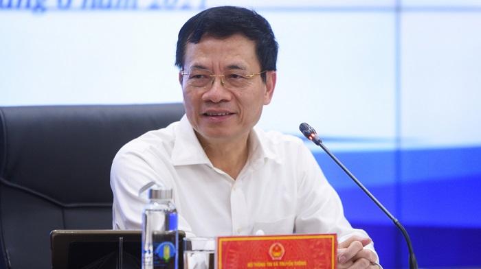 Bộ trưởng Nguyễn Mạnh Hùng khẳng định: Nông dân chính là người quyết định thắng lợi của công cuộc chuyển đổi số nông nghiệp.