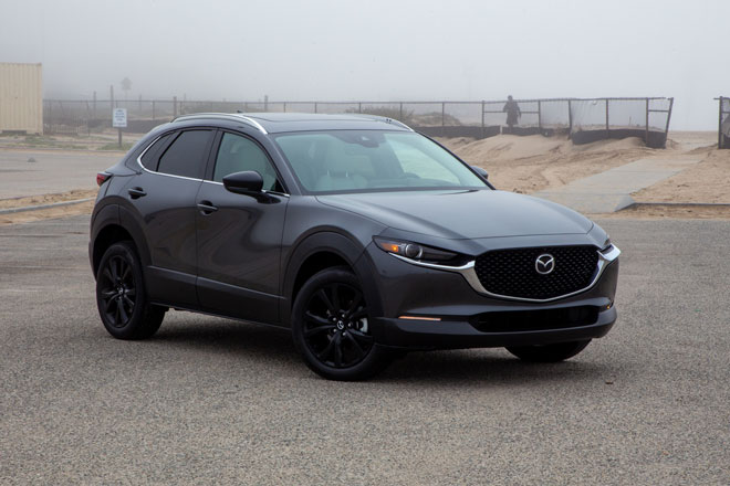 =2. Mazda CX-30 2021 (điểm an toàn: 9,8/10).
