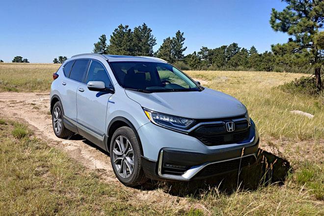 =5. Honda CR-V 2021 (điểm an toàn: 9,7/10).
