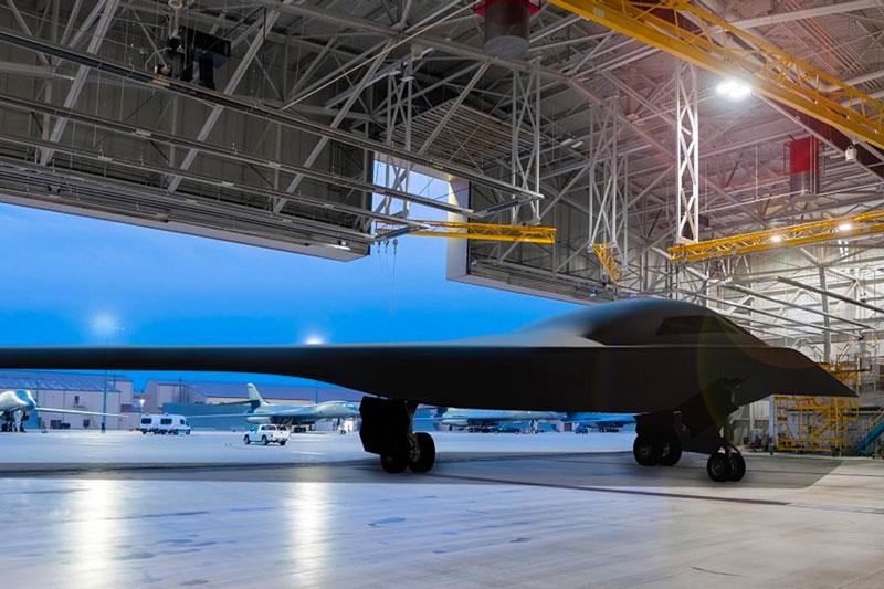 """Máy bay ném bom chiến lược mới nhất của Mỹ thực sự có thể khiến S-500 Nga """"bất lực"""""""