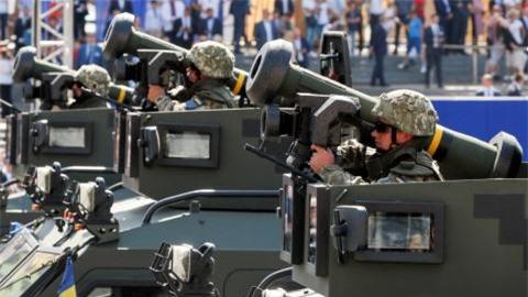 Reuters: My bat dau chuyen vu khi cho Ukraine