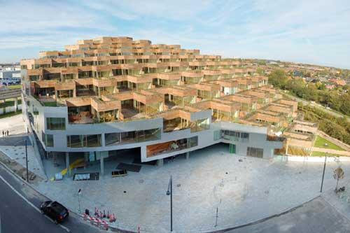 Ngắm những tòa nhà có kiến trúc độc đáo tại Copenhagen, Đan Mạch - vietllot 655