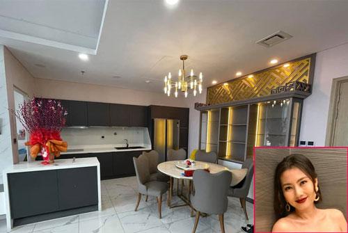 Hết tiền tiêu xài mùa dịch, Ngọc Lan đăng đàn cho thuê căn hộ, được thì bán luôn với giá 13 tỷ đồng