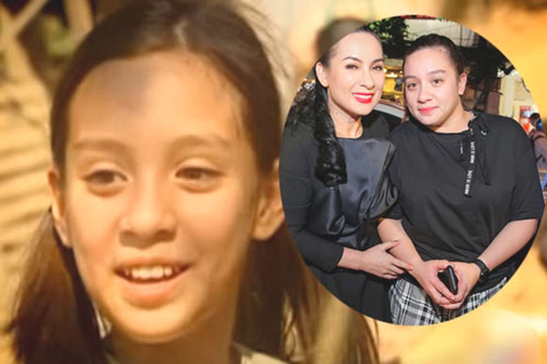 Tuổi thơ kín tiếng và điều đặc biệt về cô con gái ruột duy nhất của Phi Nhung