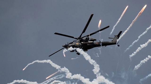 Mi-28 Nga có thực sự mạnh để cạnh tranh với AH-64 Mỹ?