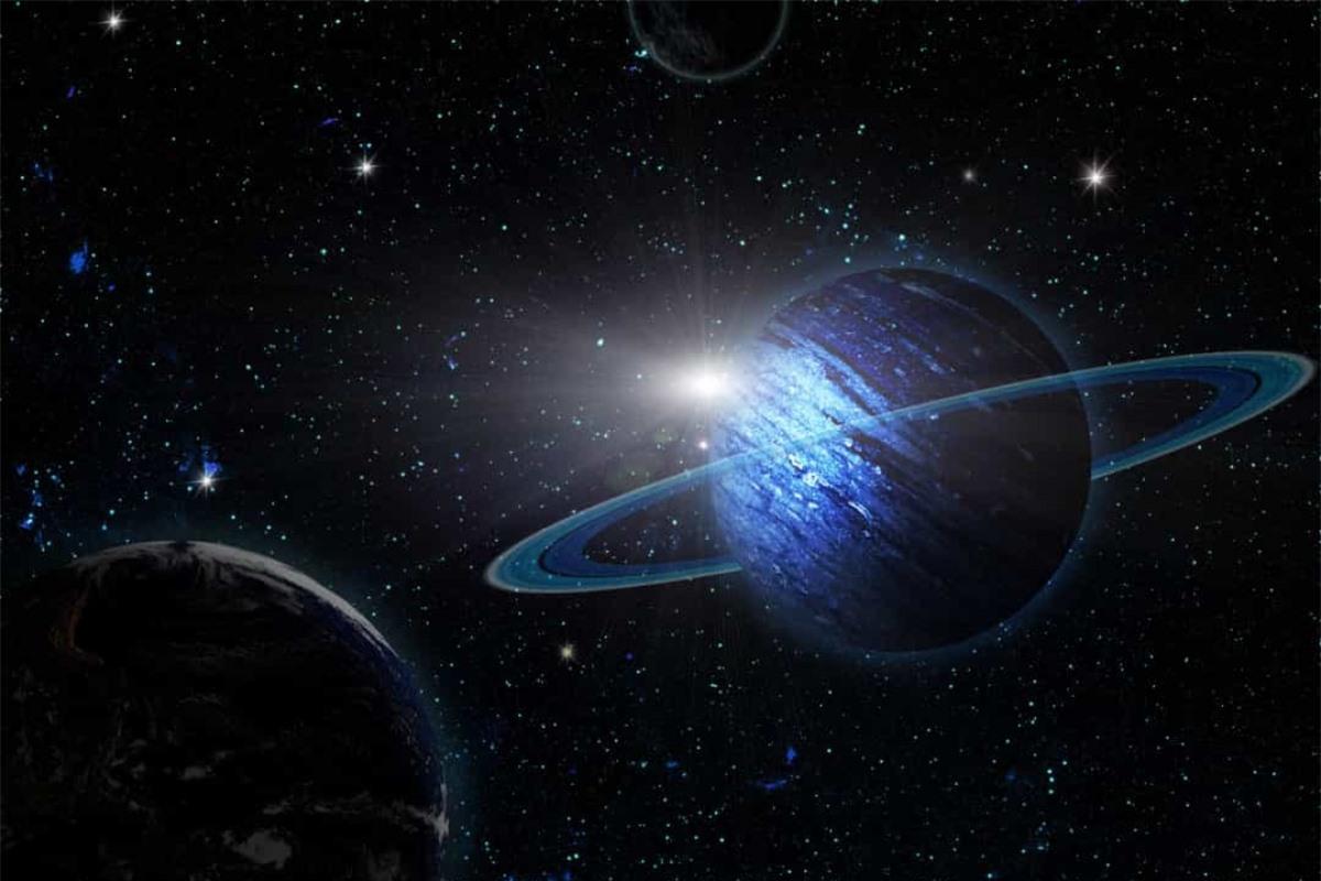 Ước tính, các vành đai của sao Thiên Vương được hình thành cách đây 600 triệu năm.