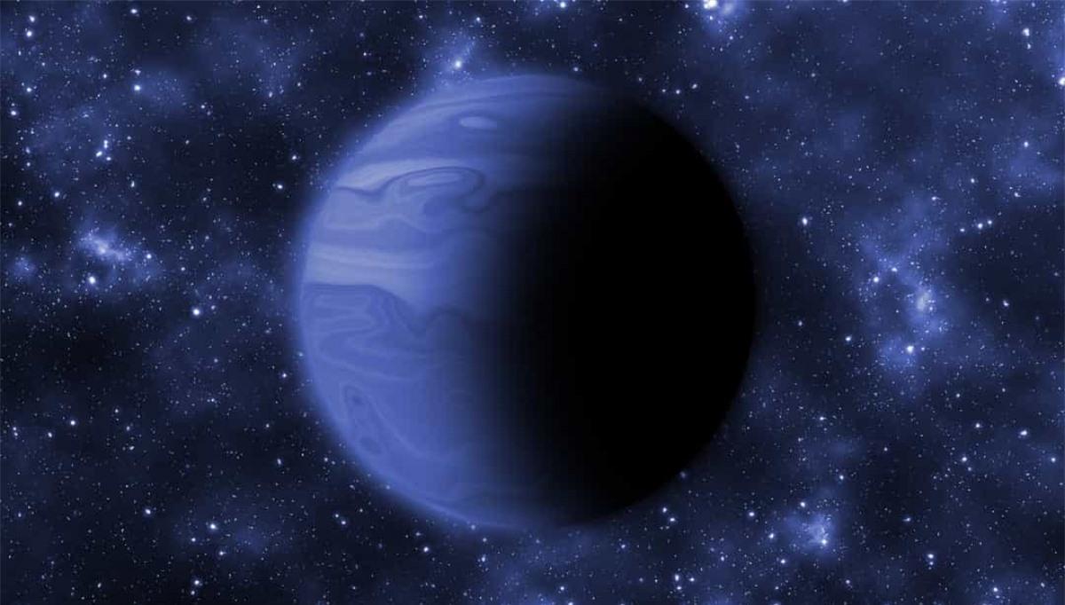 Sao Thiên Vương là một hành tinh băng giá được tạo nên từ nước, methane và ammonia.