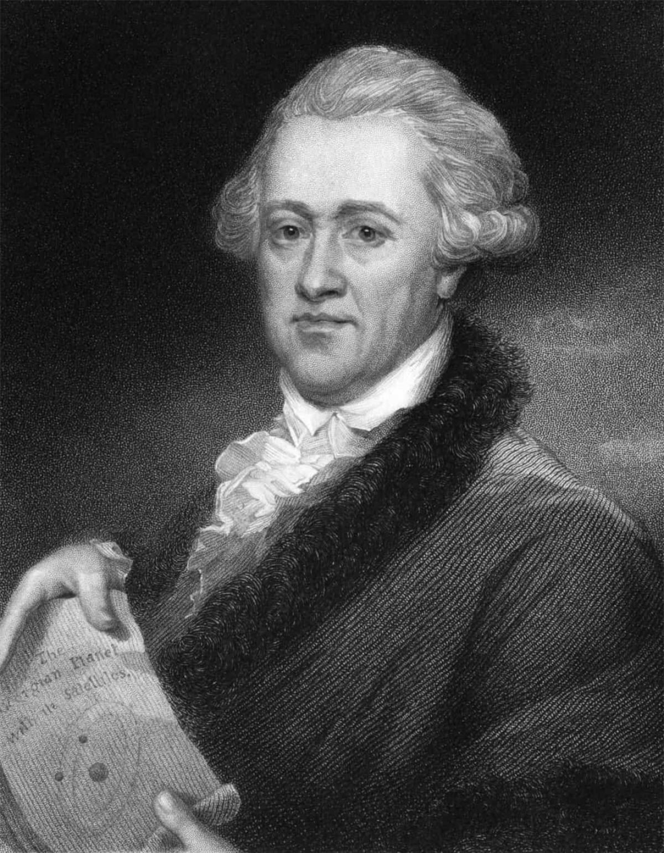 Nhà thiên văn học người Đức William Herschel là người đã phát hiện ra hành tinh này vào năm 1781.