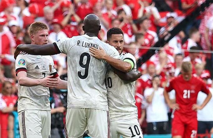 Bỉ vẫn sở hữu dàn cầu thủ đẳng cấp với phong độ ấn tượng