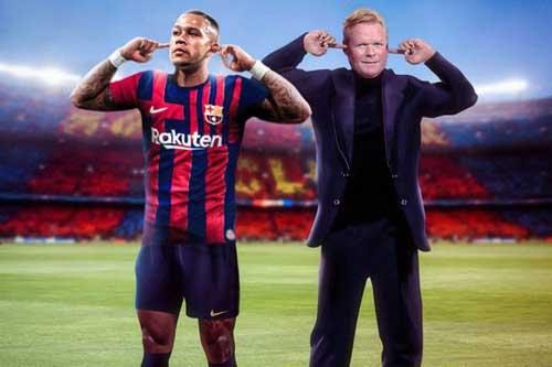 Barcelona có thể mong đợi điều gì từ Memphis Depay?