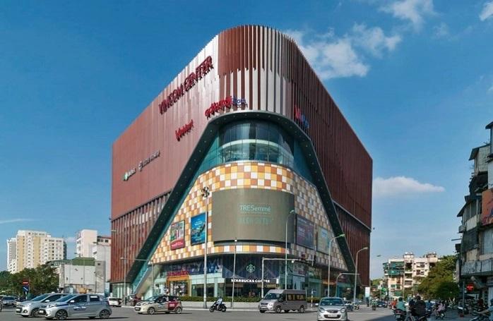 Vincom Retail sáp nhập hai công ty con về bất động sản