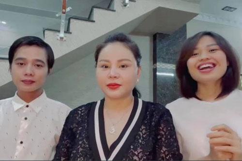 Cuối cùng Lê Lộc - Lê Giang đã cùng lộ diện với thái độ đáng chú ý giữa ồn ào nội bộ gia đình rầm rộ với Duy Phương