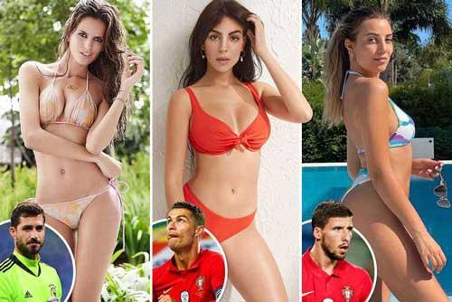 Ngắm các nàng WAGs quyến rũ nhất tại EURO 2020