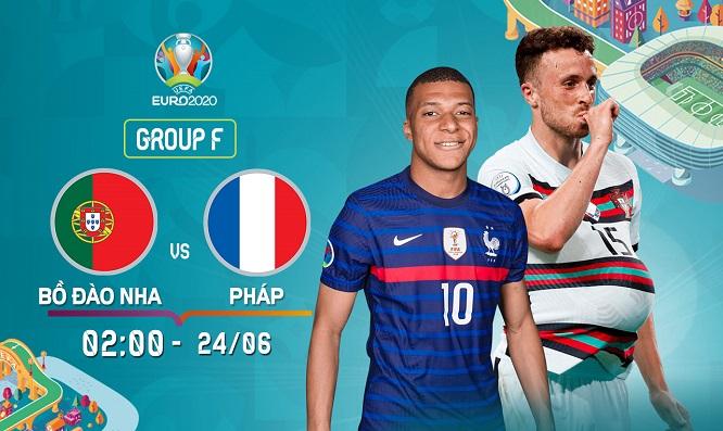 Nhận định trận đấu giữa Bồ Đào Nha và Pháp