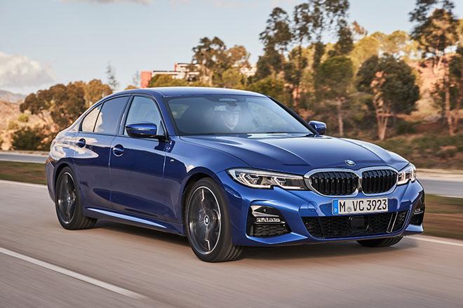 BMW 3-Series giảm giá gần 200 triệu đồng tại Việt Nam