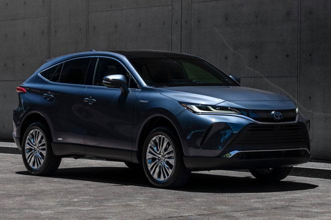 6. Toyota Venza 2021 (giá khởi điểm: 33.745 USD).