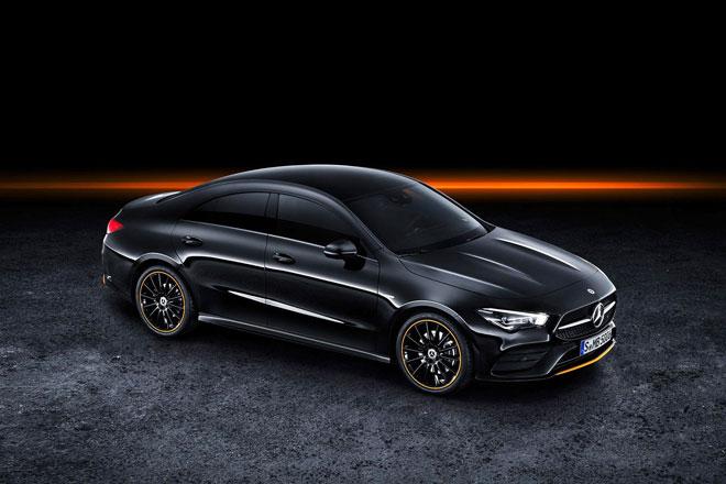 8. Mercedes-Benz CLA-Class 2021 (giá khởi điểm: 38.900 USD).