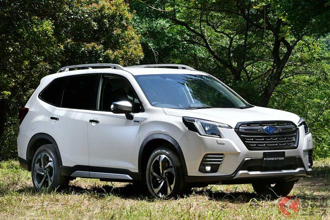 Chi tiết Subaru Forester 2022 vừa trình làng, cạnh tranh với Honda CR-V