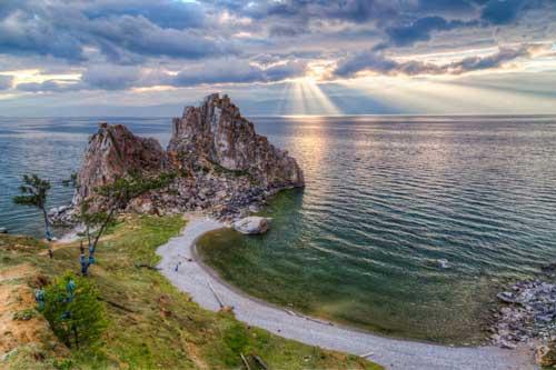 Baikal - Hồ nước ngọt có tuổi thọ lớn nhất thế giới