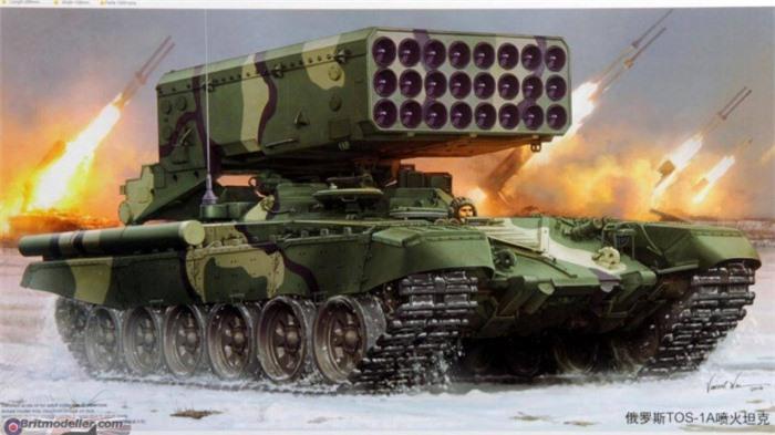 Chuyên gia Mỹ kinh hoàng trước loại vũ khí nhiệt áp đáng sợ nhất của Nga 1